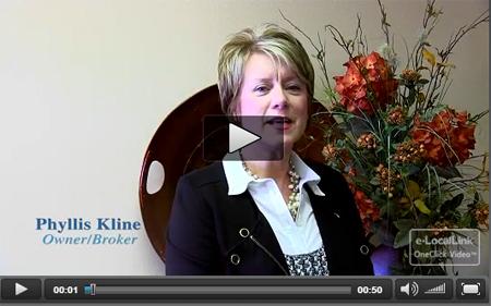 KLC Property Management Owner Phyllis Kline